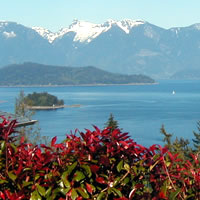 view of Howe Sound